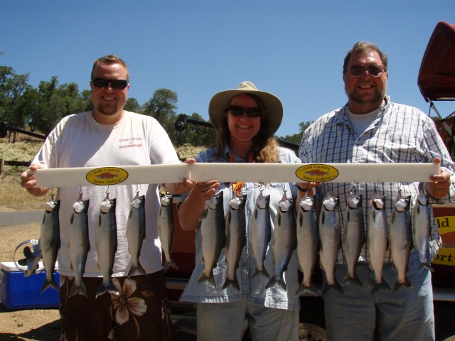 New Melones fishing guides