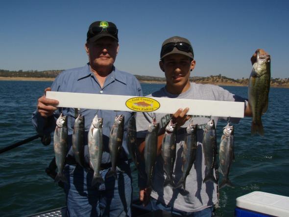 Don Pedro fishing photos