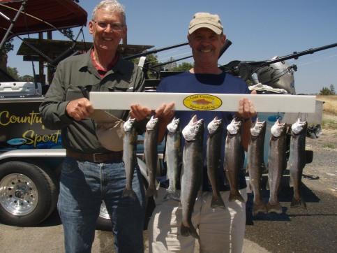 Don Pedro fishing