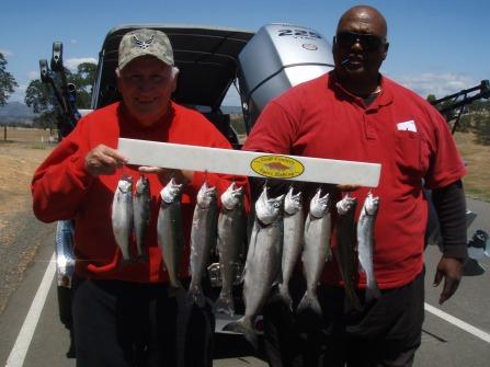Don Pedro fishing guides
